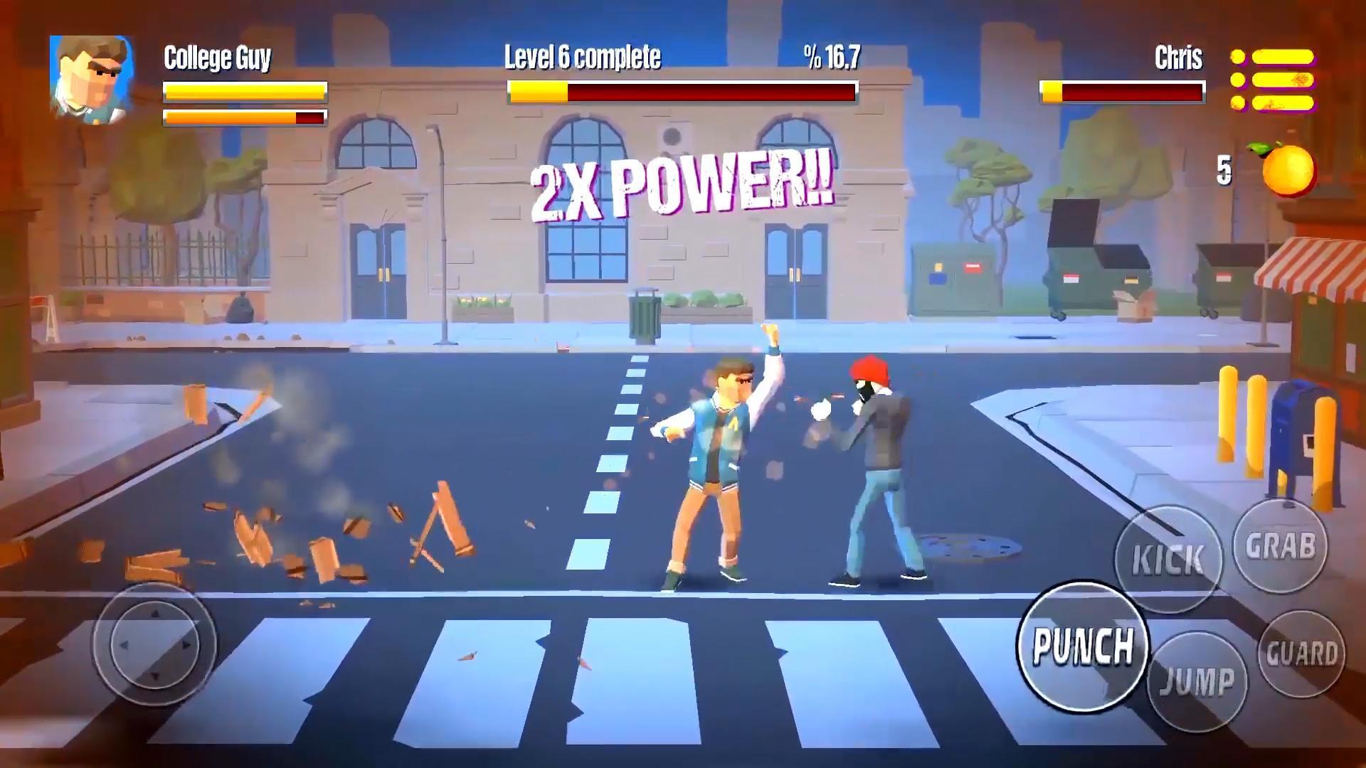 City Fighter vs Street Gang 2.1.2 Screenshot 19