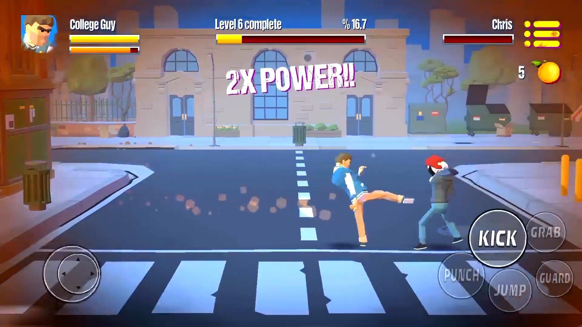 City Fighter vs Street Gang 2.1.2 Screenshot 2