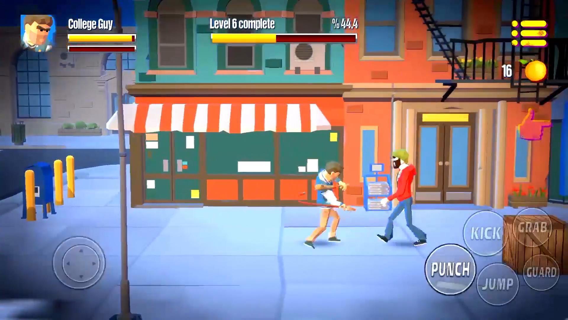 City Fighter vs Street Gang 2.1.2 Screenshot 20
