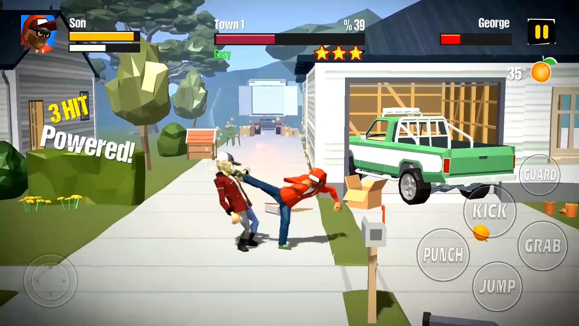 City Fighter vs Street Gang 2.1.2 Screenshot 21