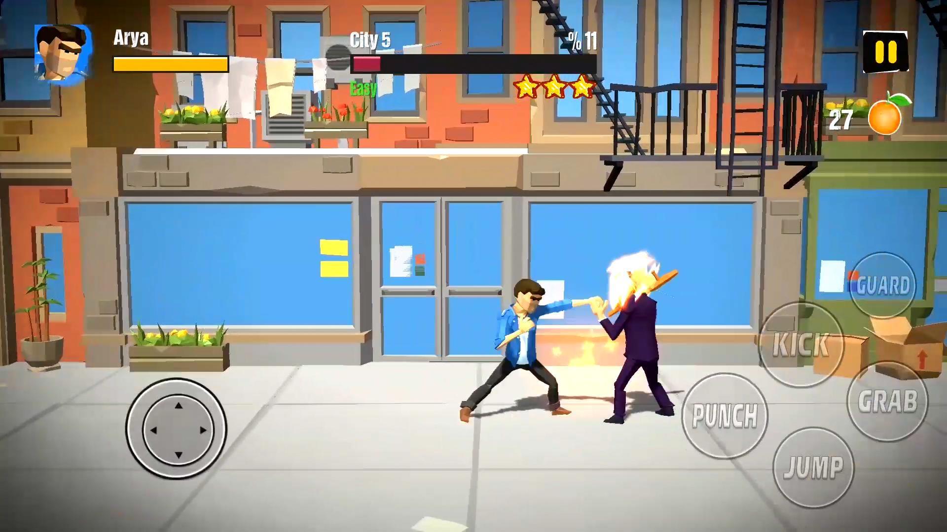 City Fighter vs Street Gang 2.1.2 Screenshot 3