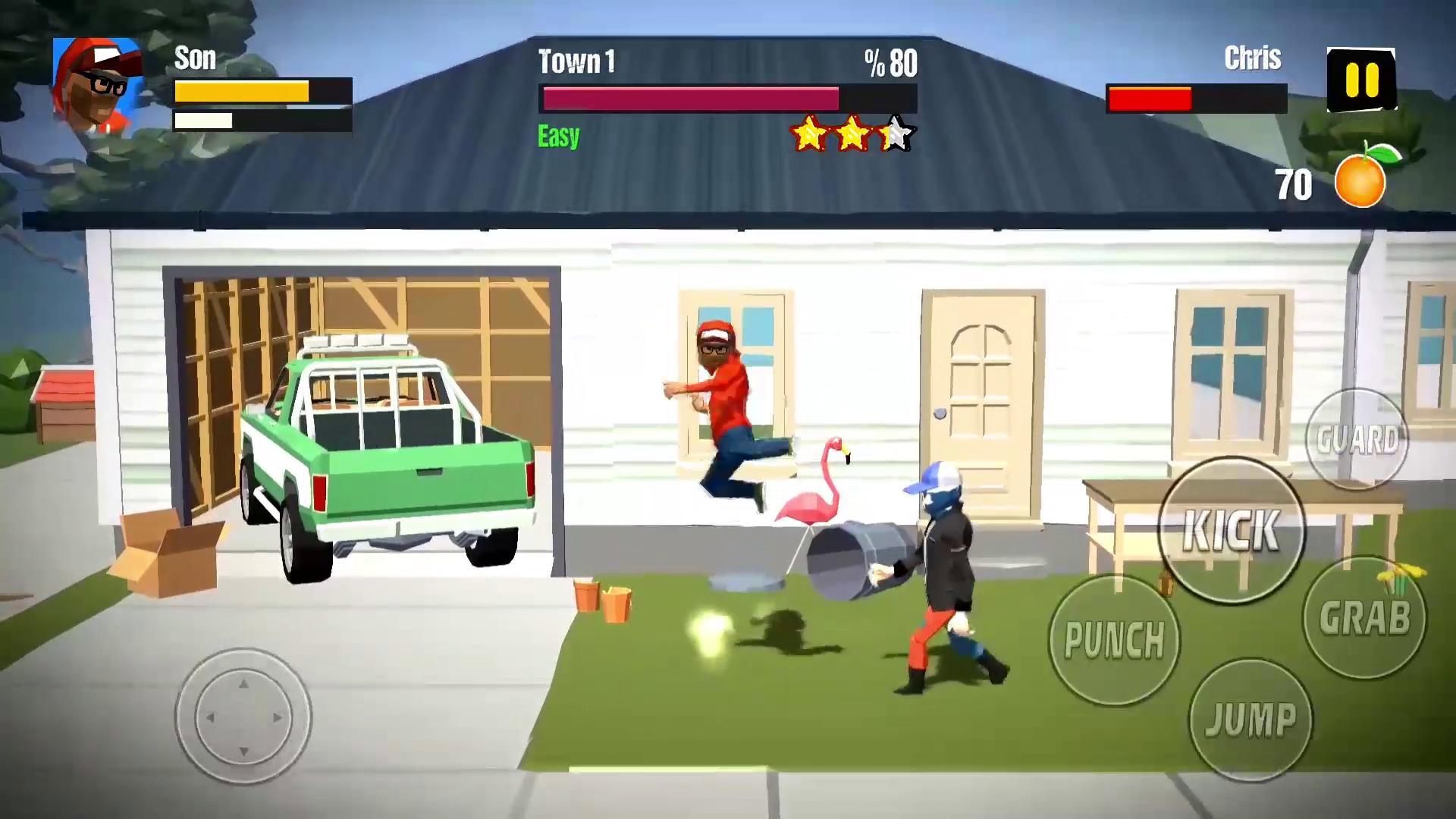 City Fighter vs Street Gang 2.1.2 Screenshot 4