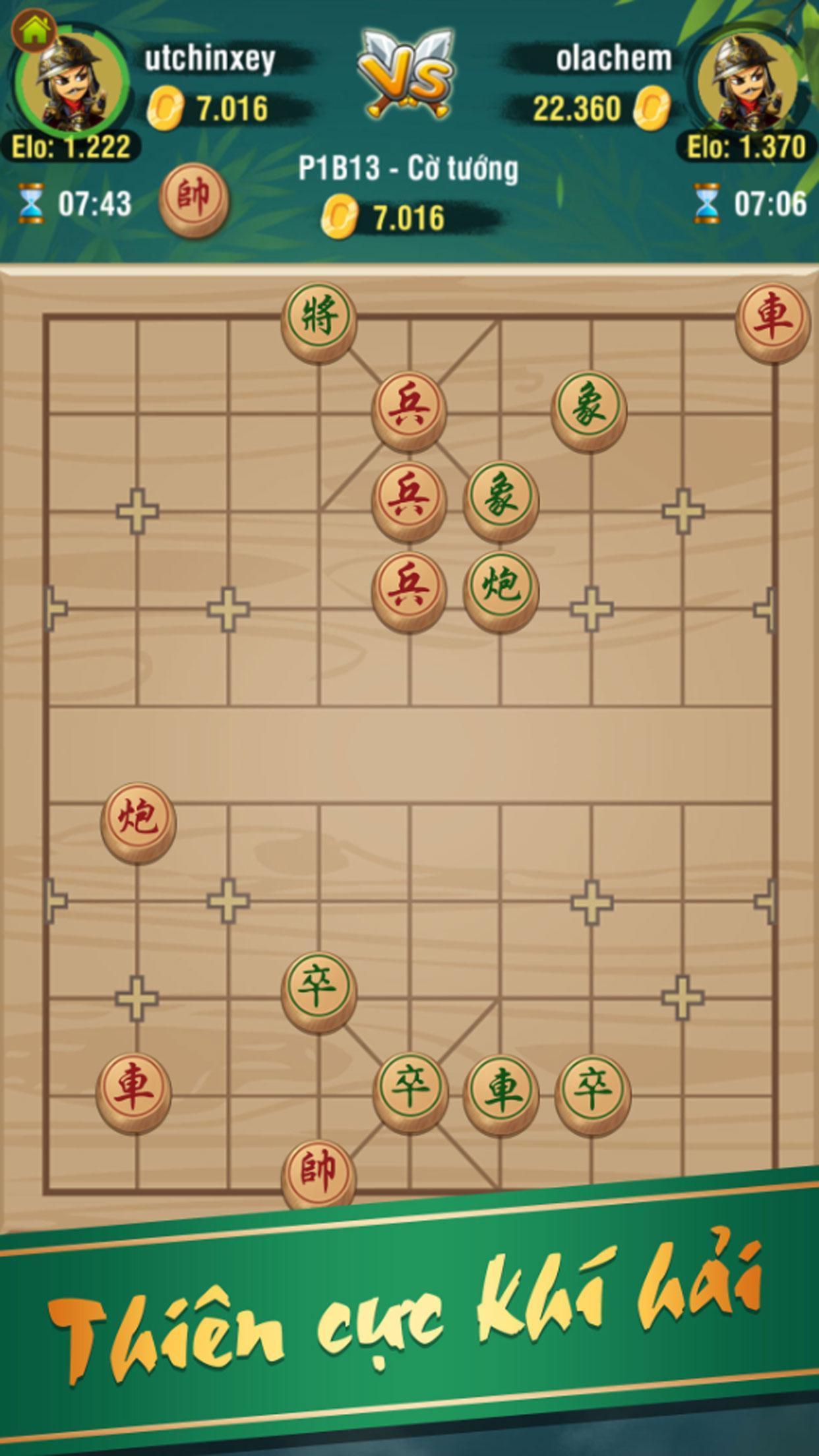 Cờ Tướng Online, Cờ Úp Online - Cờ Tiên 1.0.4 Screenshot 13