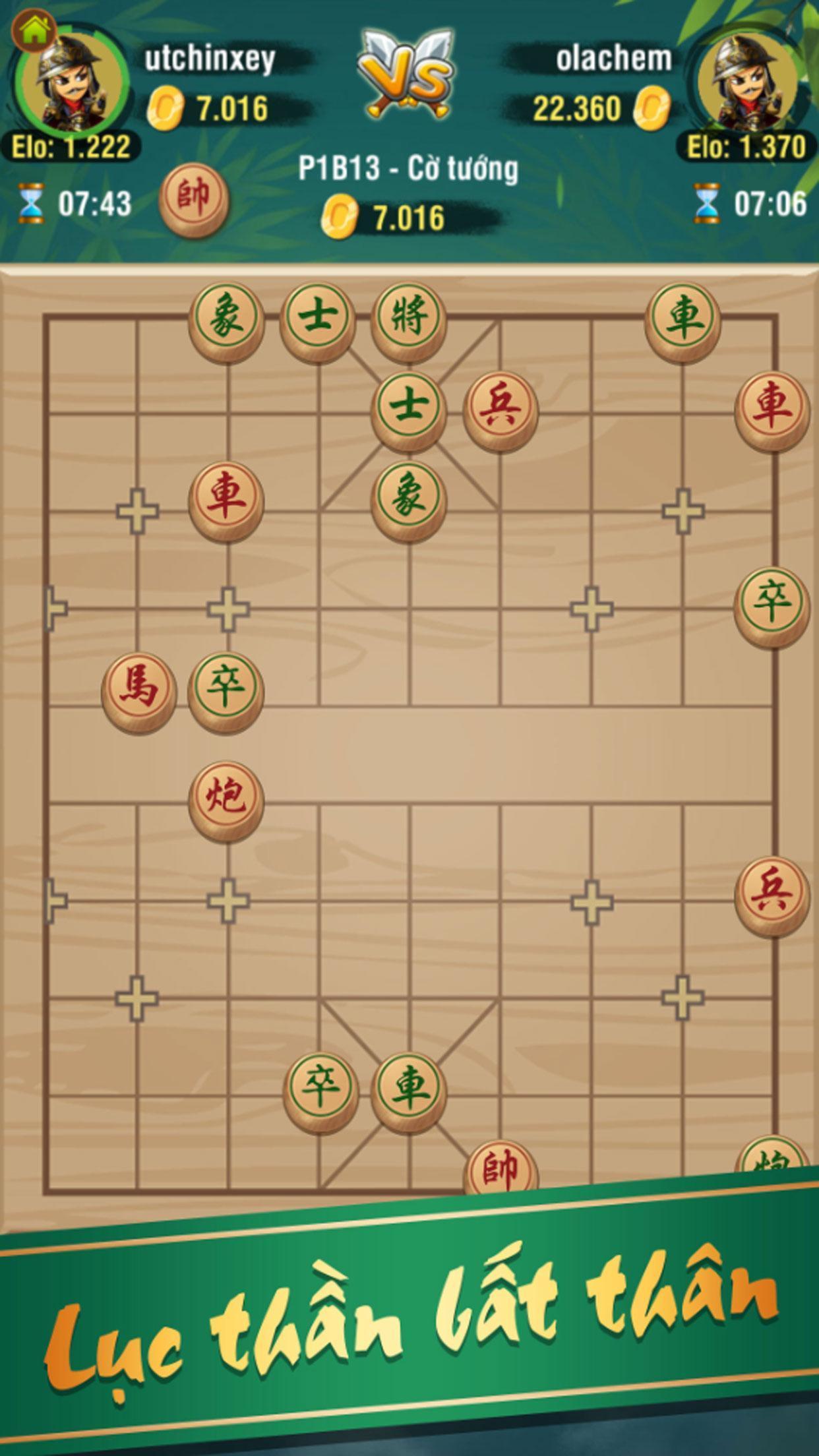 Cờ Tướng Online, Cờ Úp Online - Cờ Tiên 1.0.4 Screenshot 15