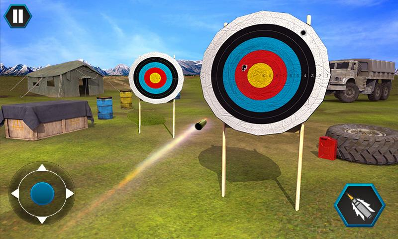 Shooting Range Master Simulator 3D 1.2 Screenshot 1