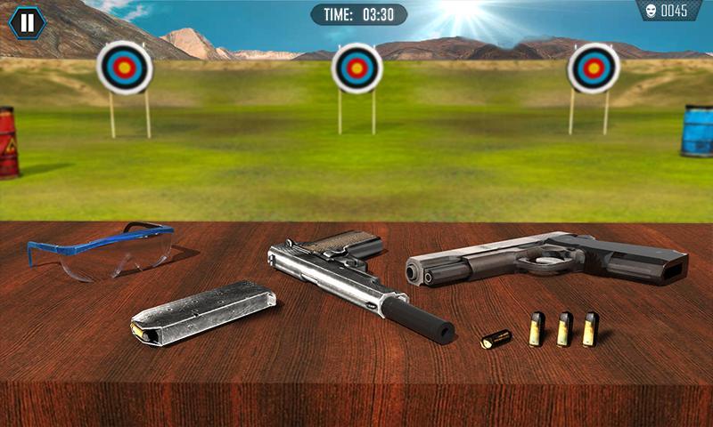 Shooting Range Master Simulator 3D 1.2 Screenshot 3