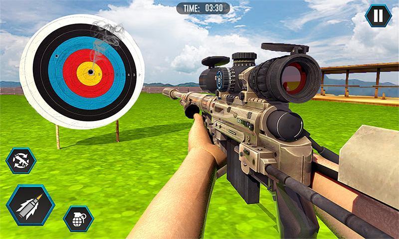 Shooting Range Master Simulator 3D 1.2 Screenshot 5