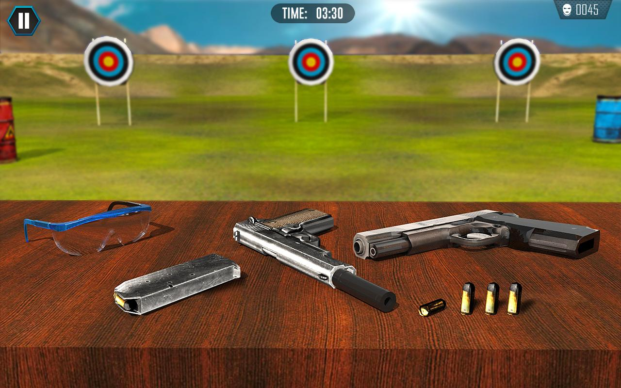 Shooting Range Master Simulator 3D 1.2 Screenshot 8
