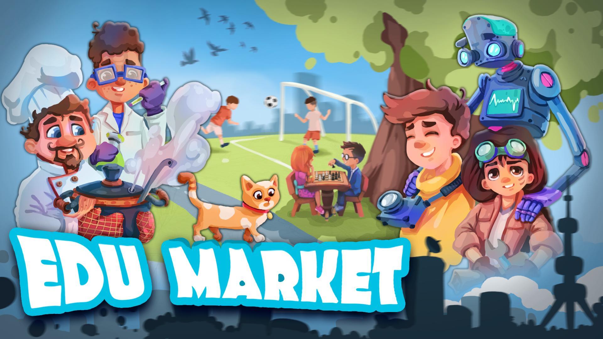 Edu Market 3.33 Screenshot 1