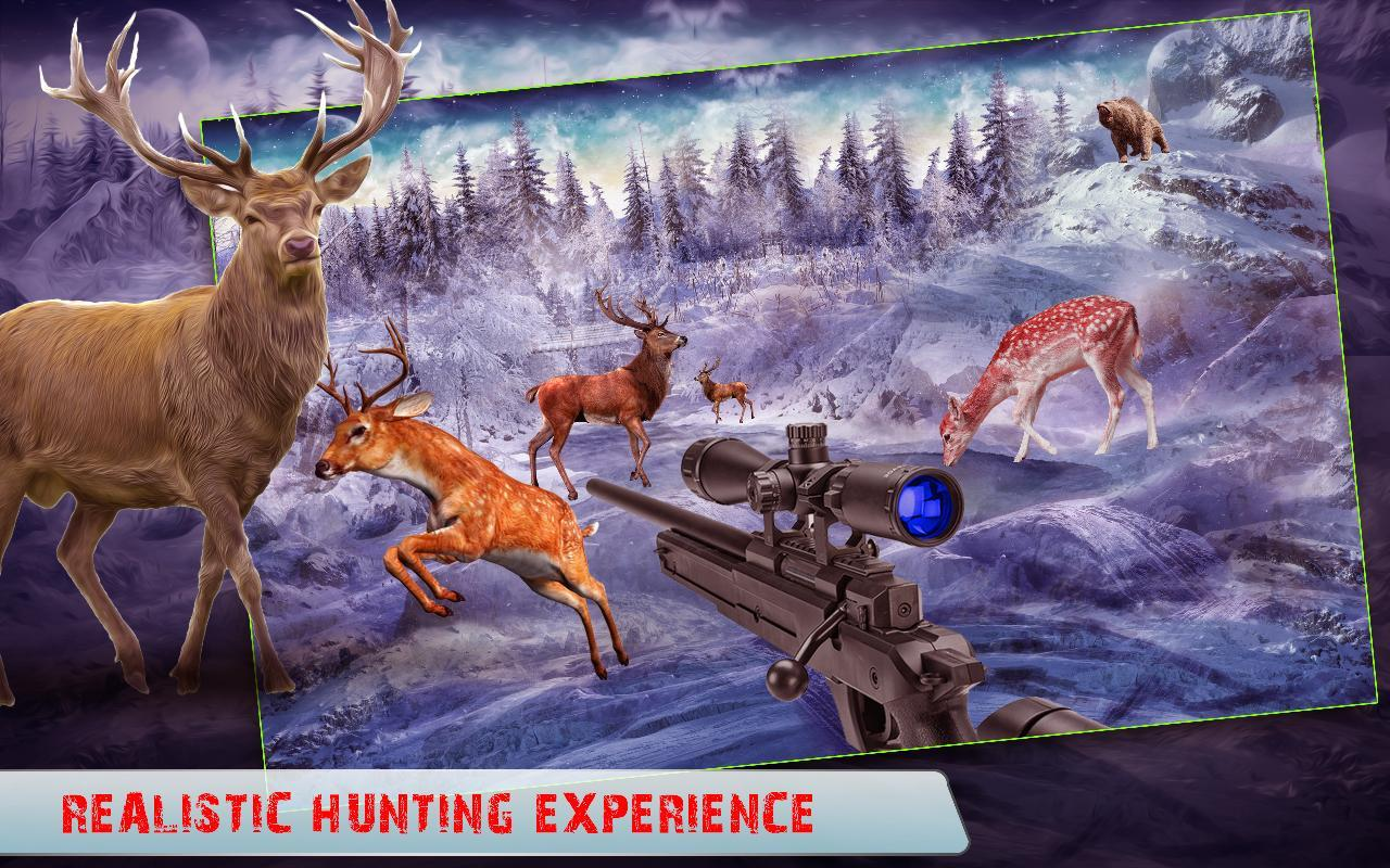 Wild Animal Hunter 1.0.17 Screenshot 2