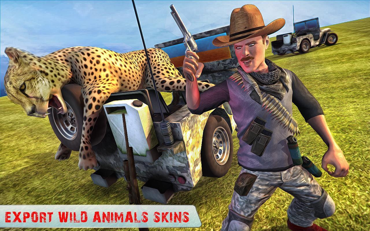 Wild Animal Hunter 1.0.17 Screenshot 8