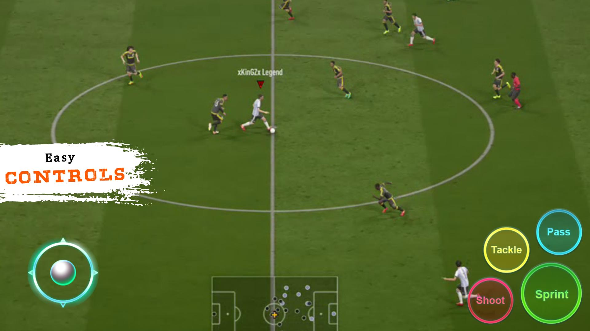 Real Football World Lite : 2020 Championship 1.6 Screenshot 5