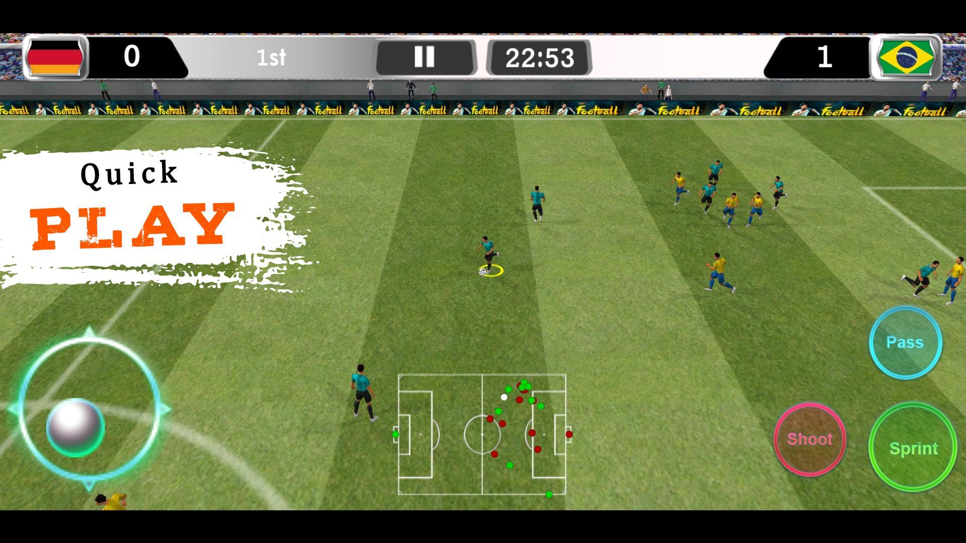 Real Football World Lite : 2020 Championship 1.6 Screenshot 6