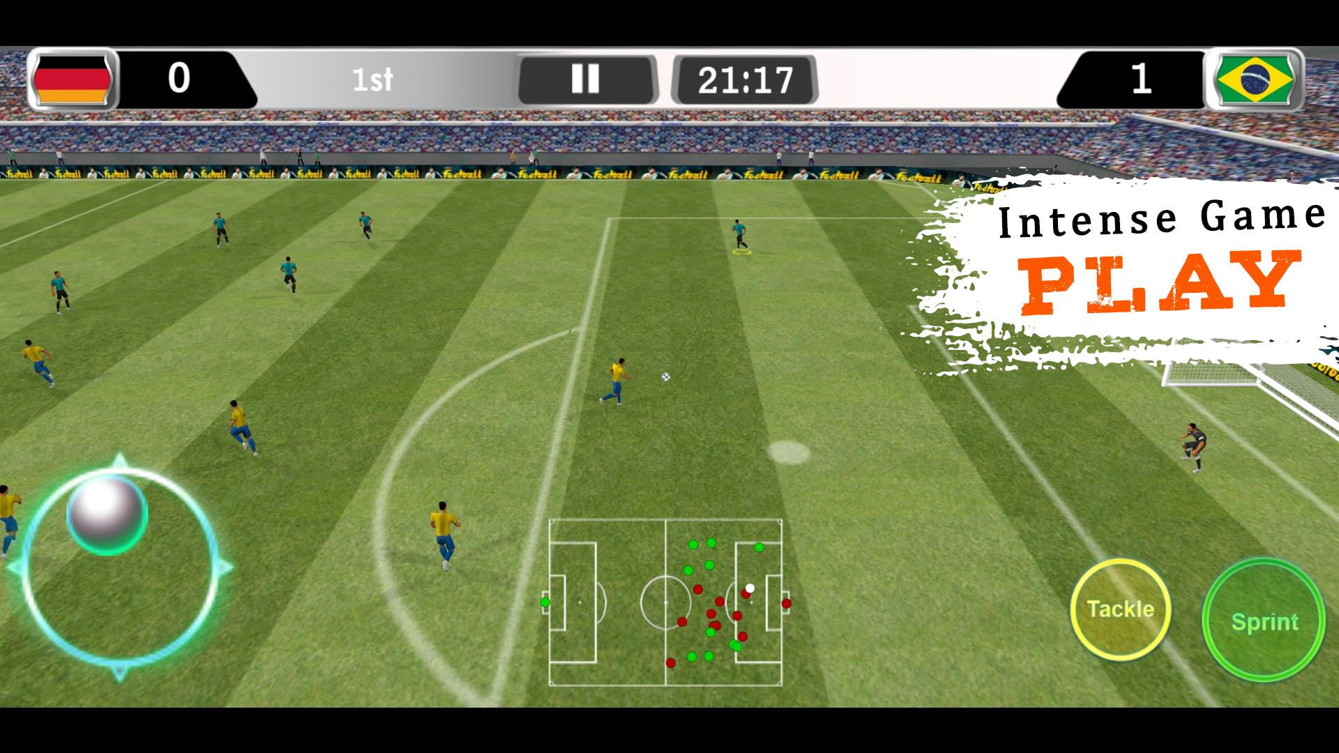 Real Football World Lite : 2020 Championship 1.6 Screenshot 7
