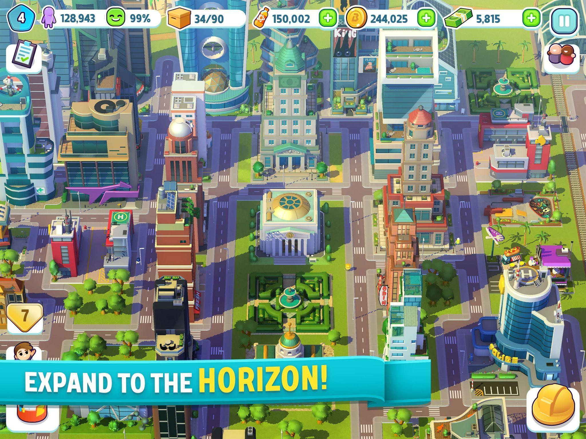 City Mania Town Building Game 1.9.1a Screenshot 11