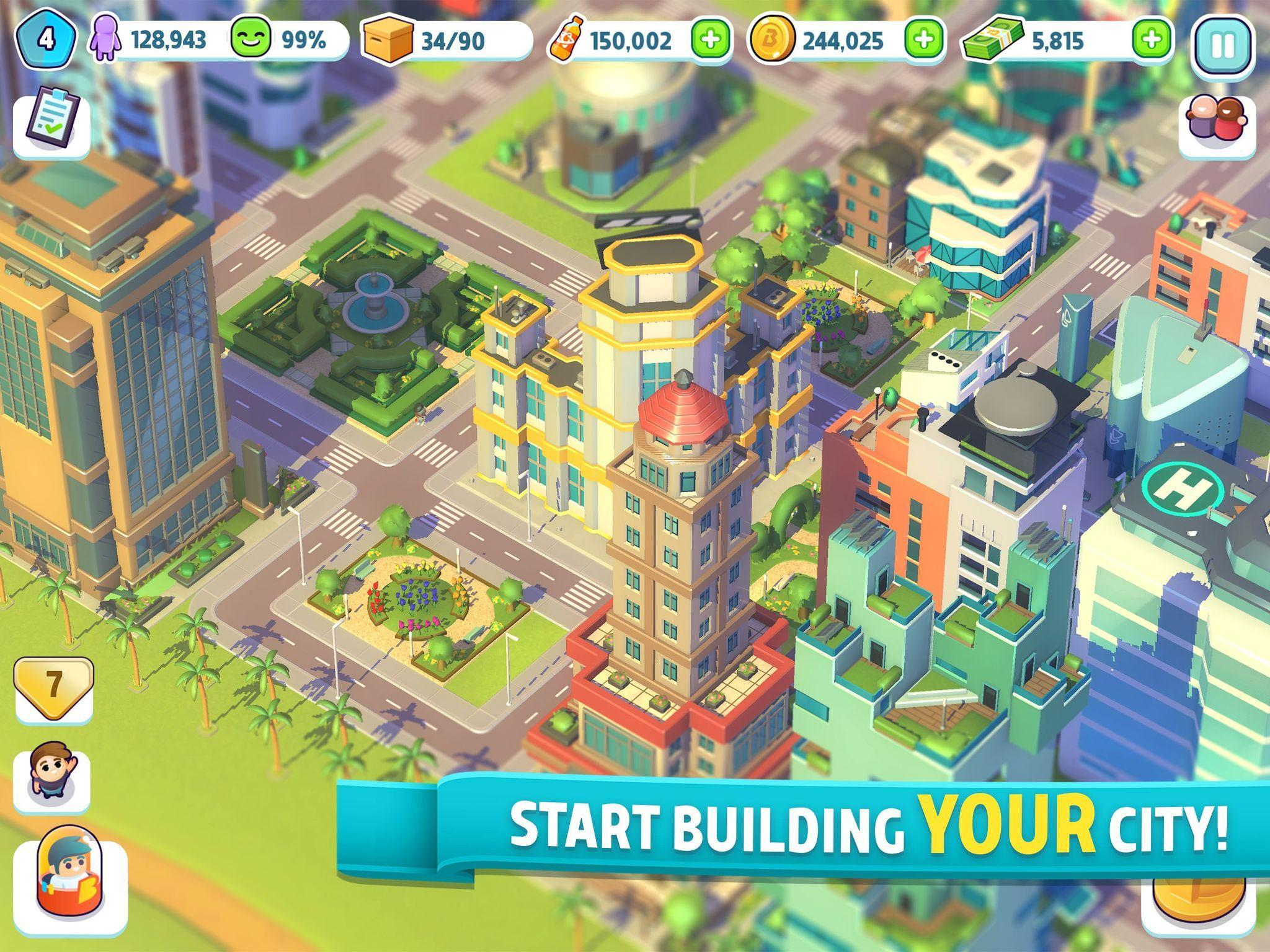 City Mania Town Building Game 1.9.1a Screenshot 13