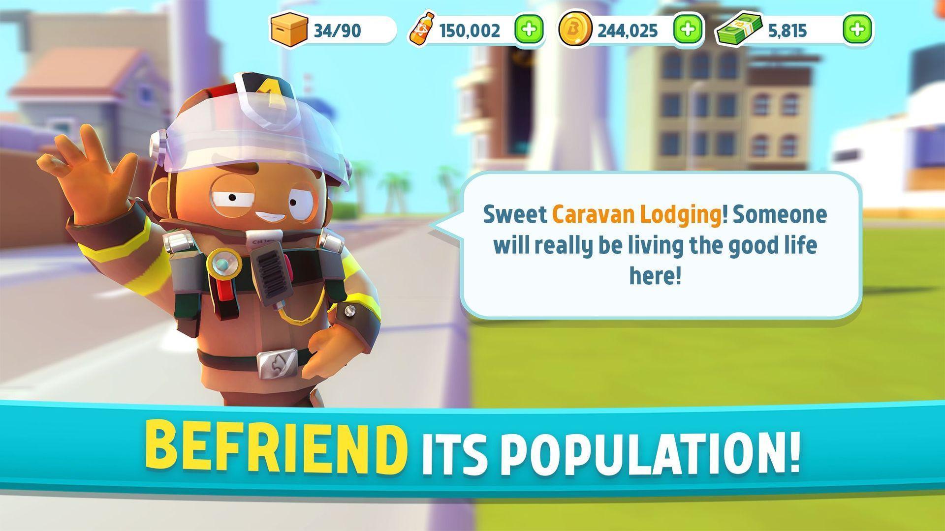 City Mania Town Building Game 1.9.1a Screenshot 3