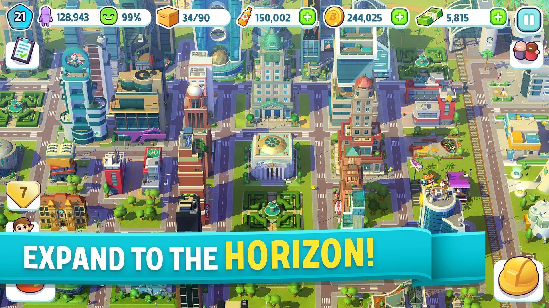 City Mania Town Building Game 1.9.1a Screenshot 5