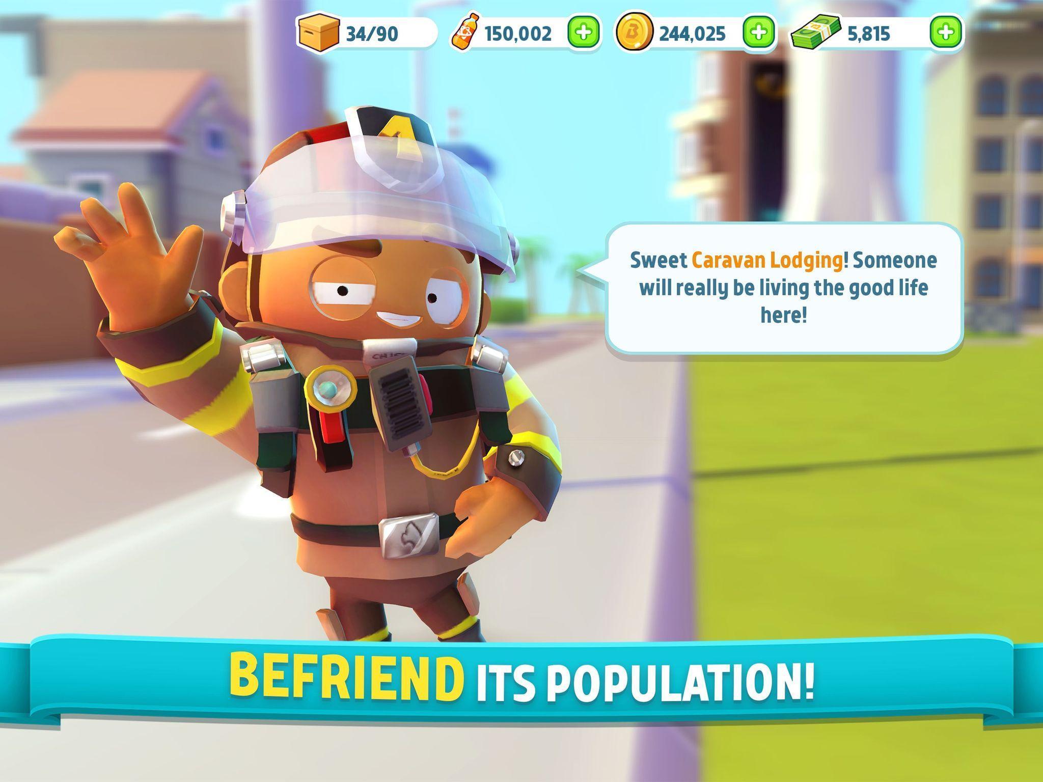 City Mania Town Building Game 1.9.1a Screenshot 9