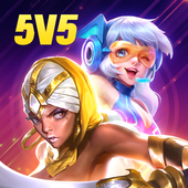 Dungeon Hunter Champions: 5v5 MOBA and RPG app icon