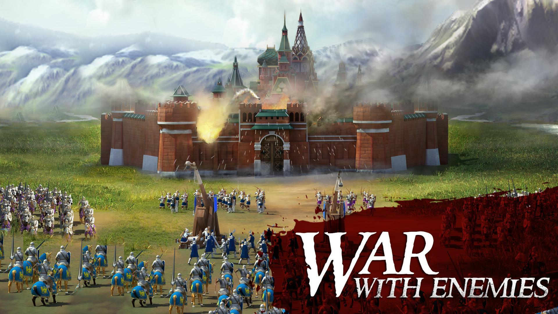 March of Empires: War of Lords 4.5.0j Screenshot 1