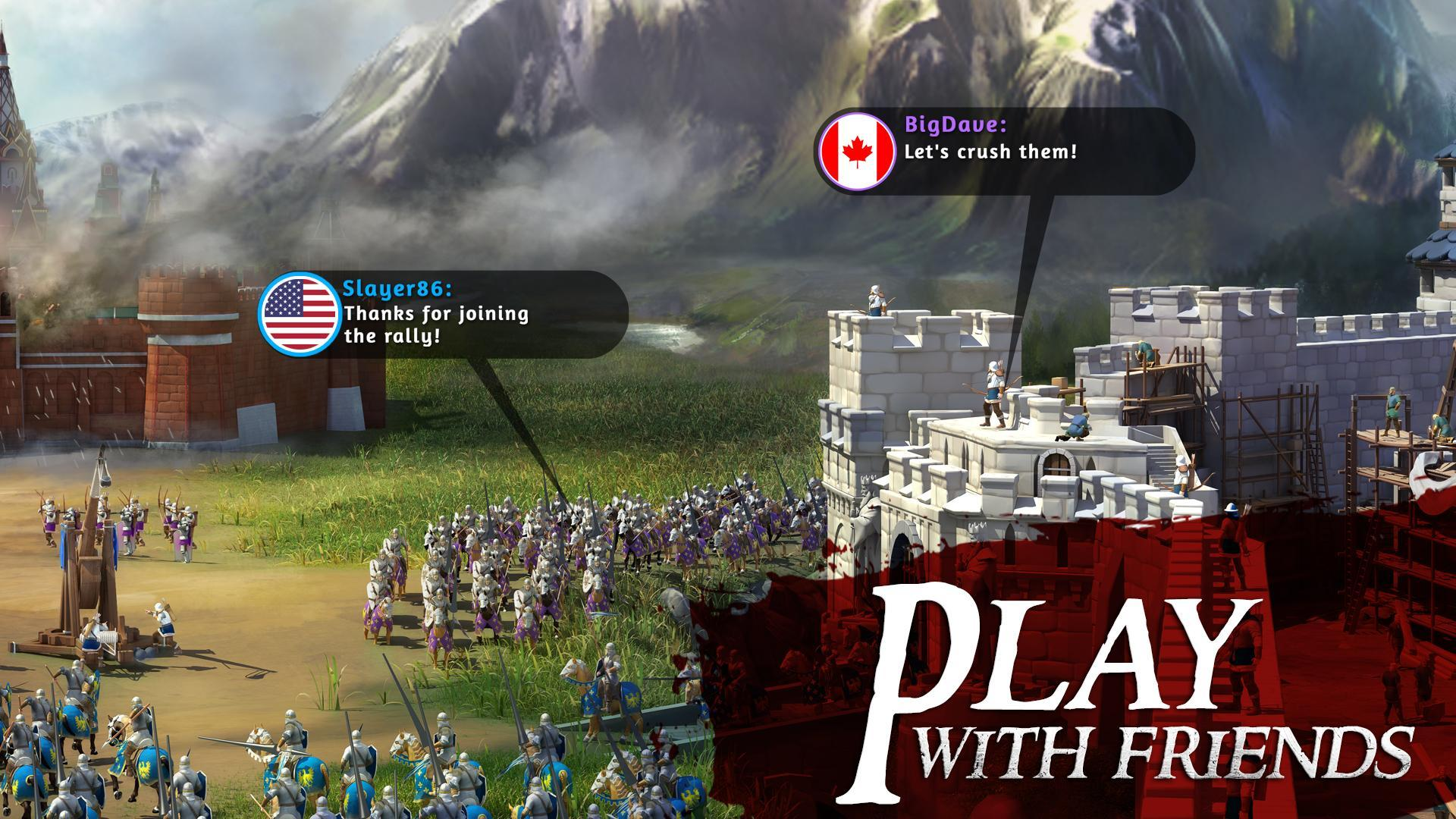 March of Empires: War of Lords 4.5.0j Screenshot 2