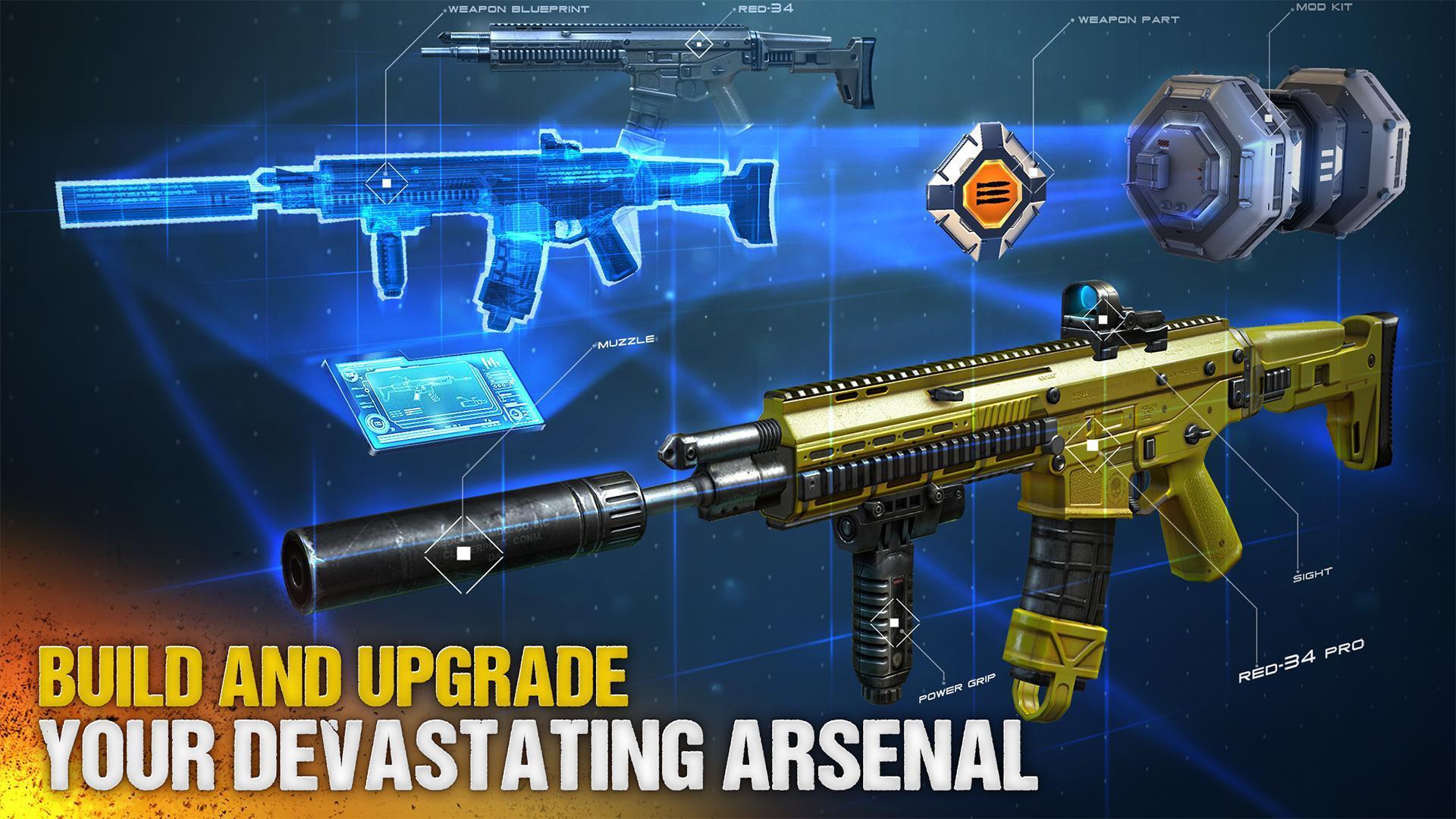 Modern Combat 5 eSports FPS 4.4.3j Screenshot 10