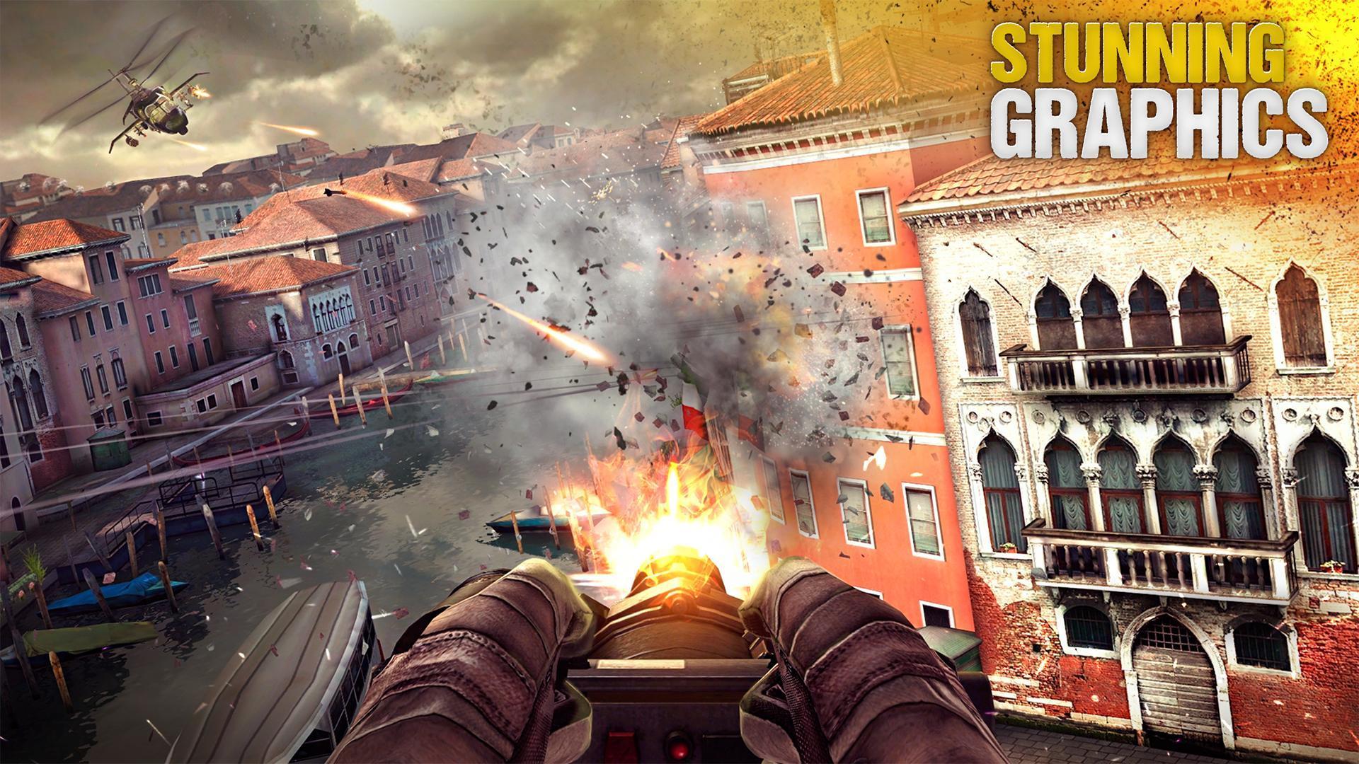 Modern Combat 5 eSports FPS 4.4.3j Screenshot 11