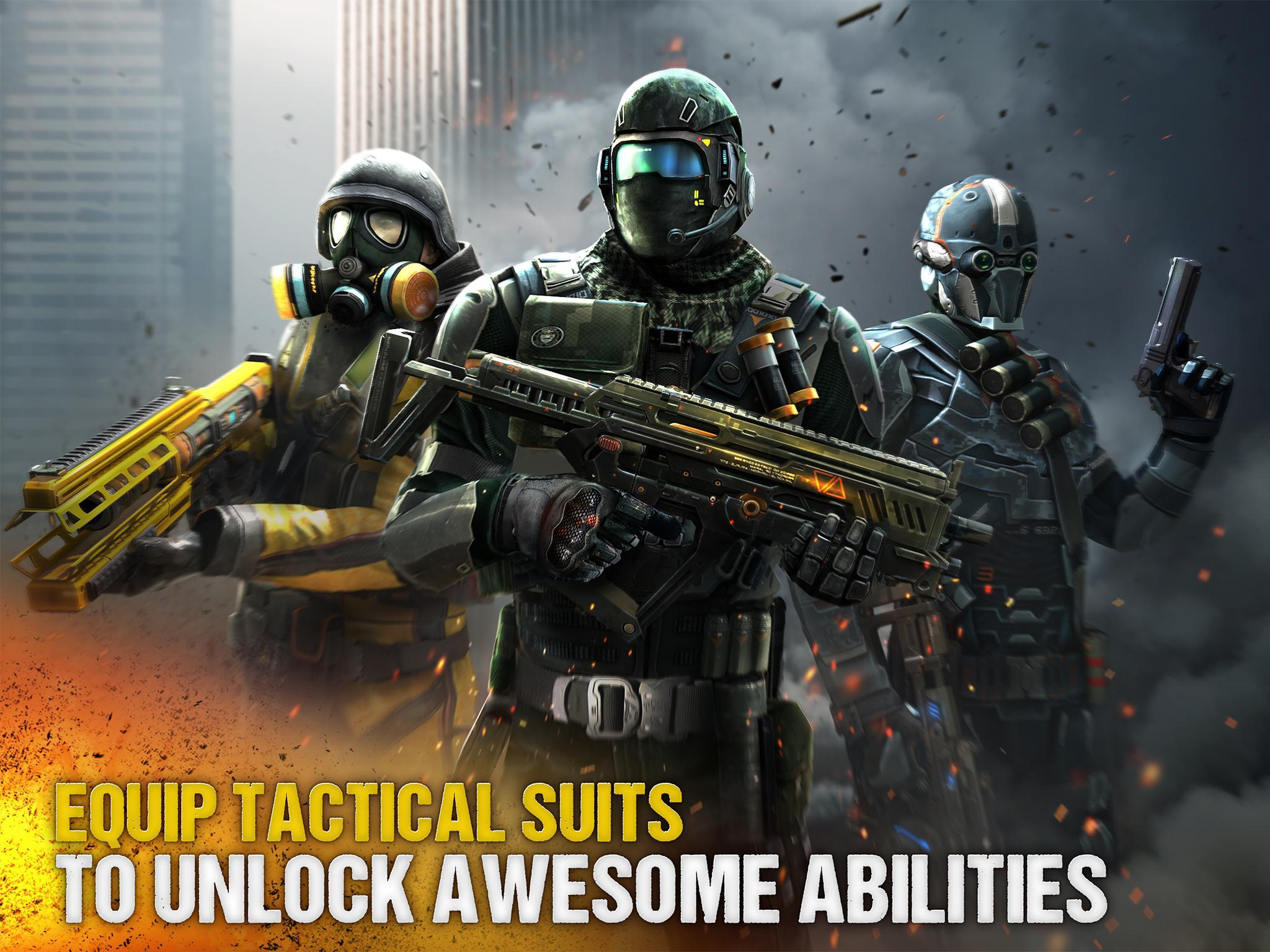 Modern Combat 5 eSports FPS 4.4.3j Screenshot 2