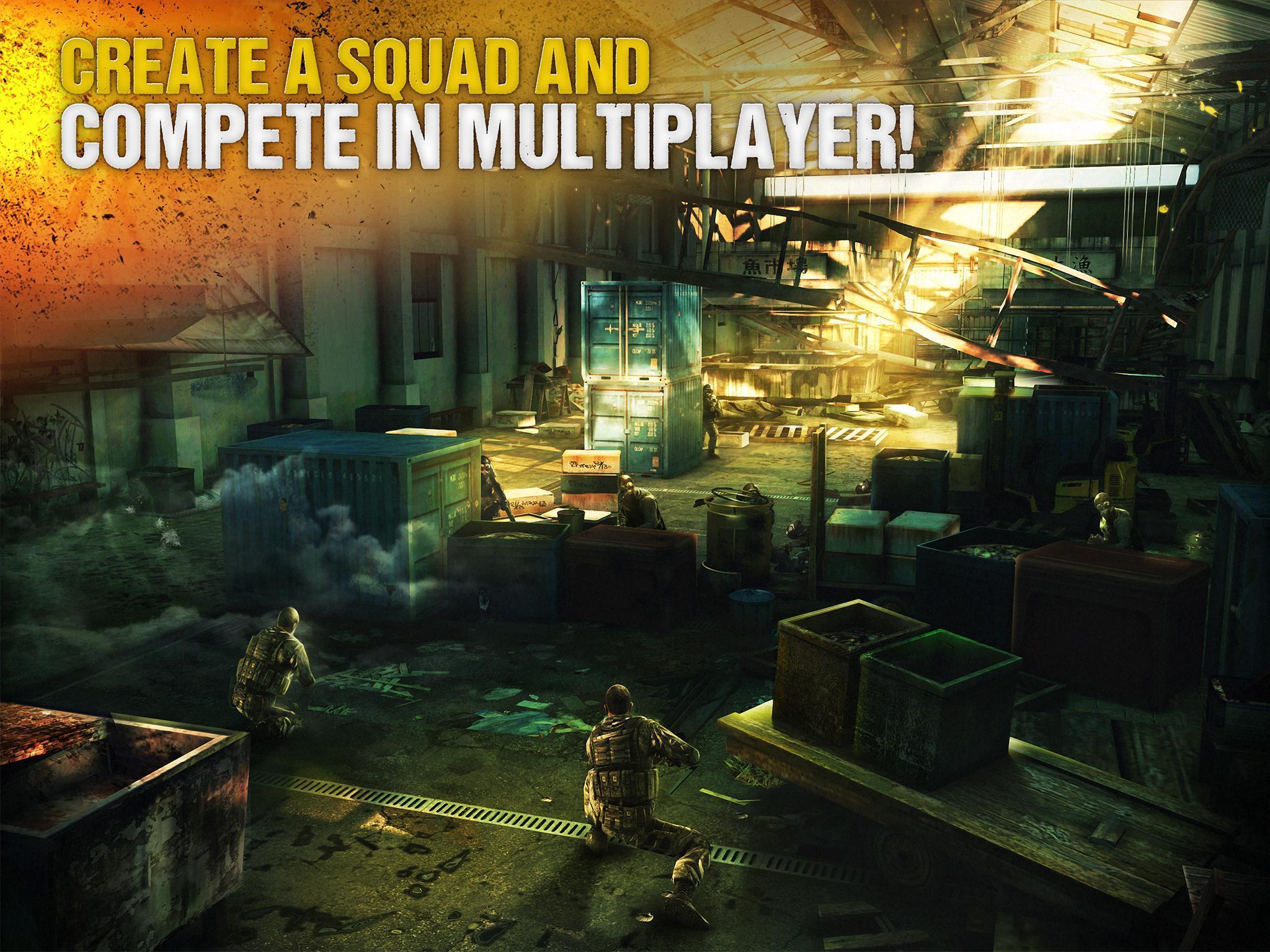 Modern Combat 5 eSports FPS 4.4.3j Screenshot 3