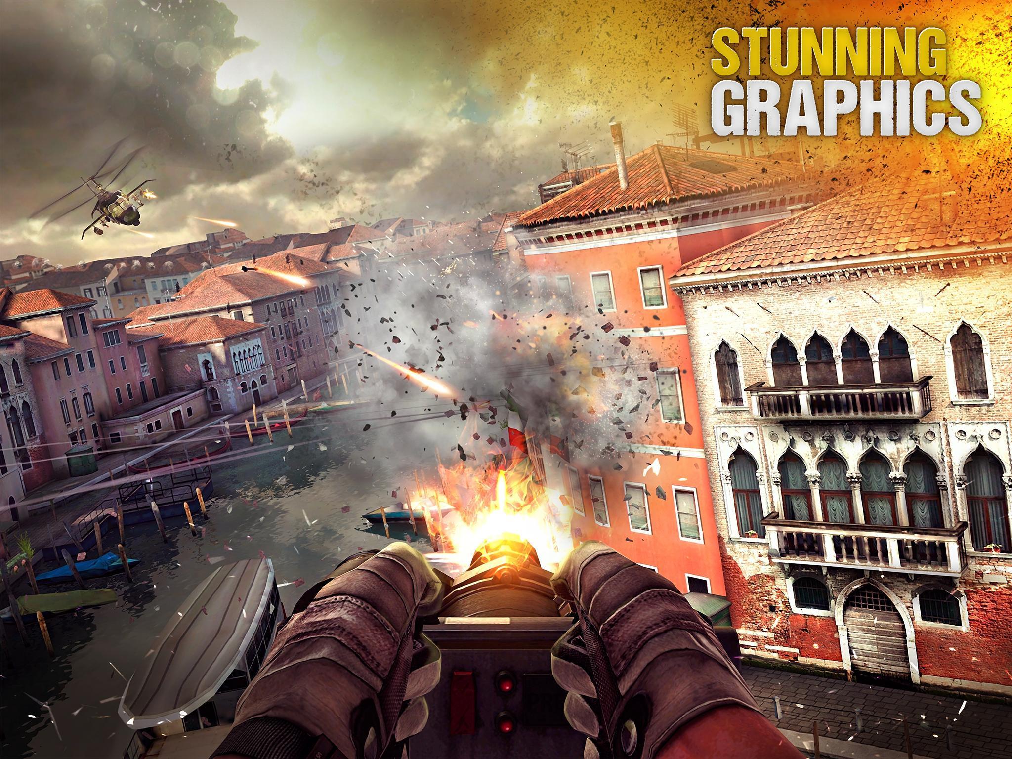 Modern Combat 5 eSports FPS 4.4.3j Screenshot 5