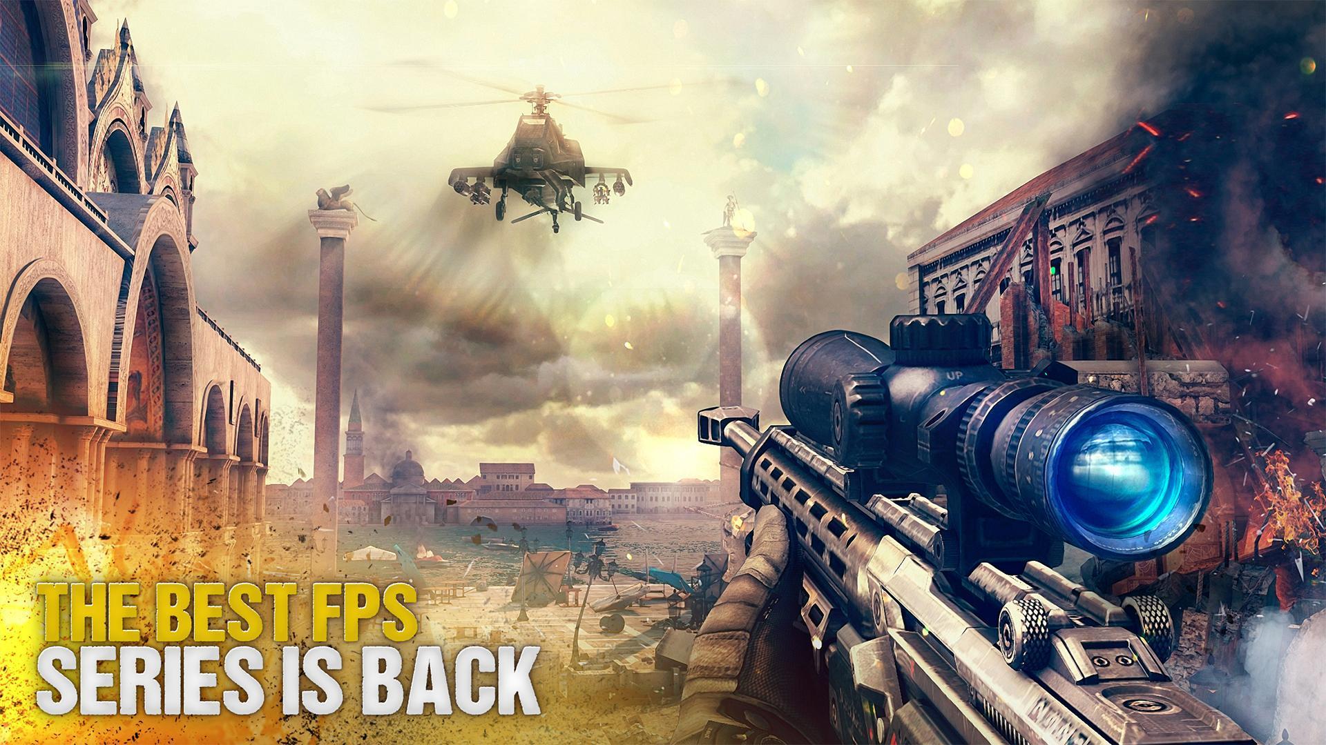Modern Combat 5 eSports FPS 4.4.3j Screenshot 7