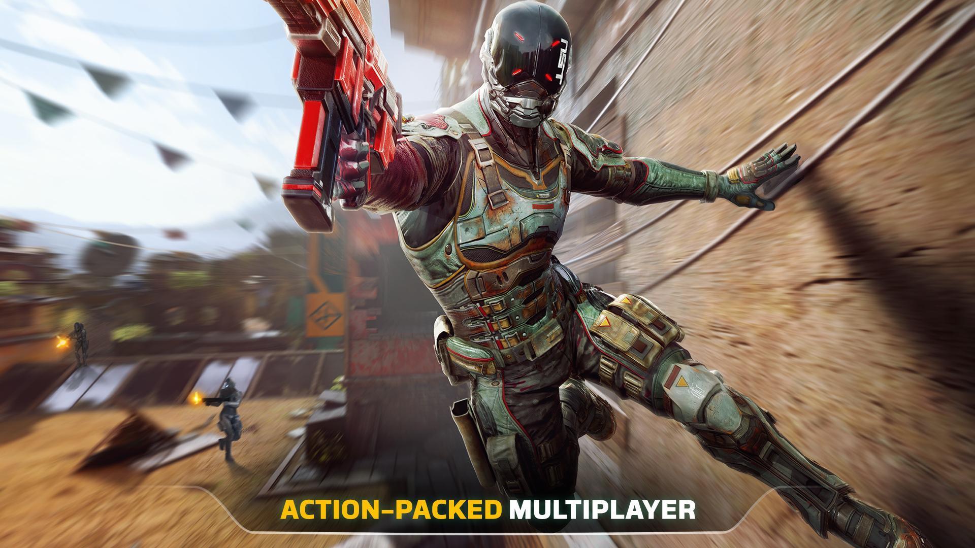 Modern Combat Versus: New Online Multiplayer FPS 1.16.32 Screenshot 1