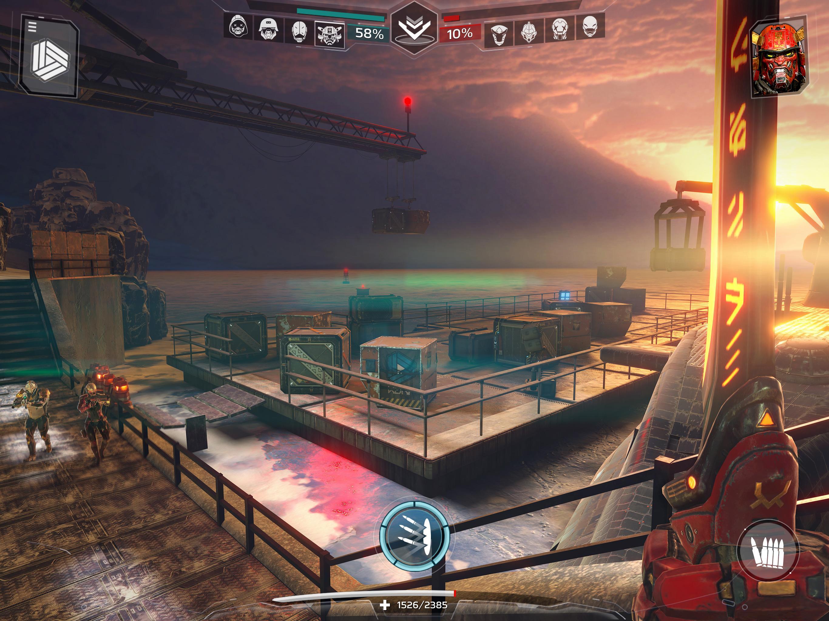 Modern Combat Versus: New Online Multiplayer FPS 1.16.32 Screenshot 12