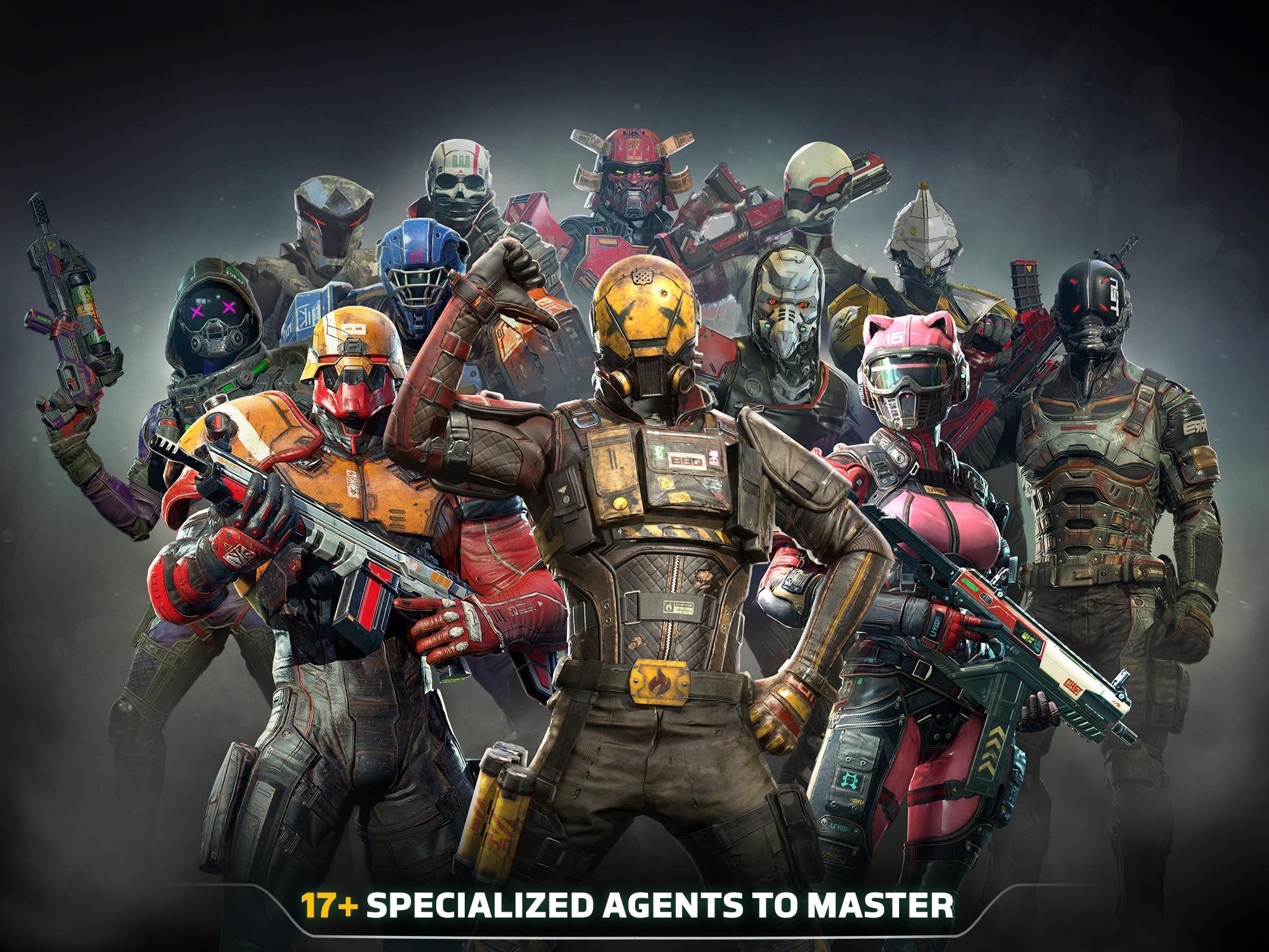 Modern Combat Versus: New Online Multiplayer FPS 1.16.32 Screenshot 14