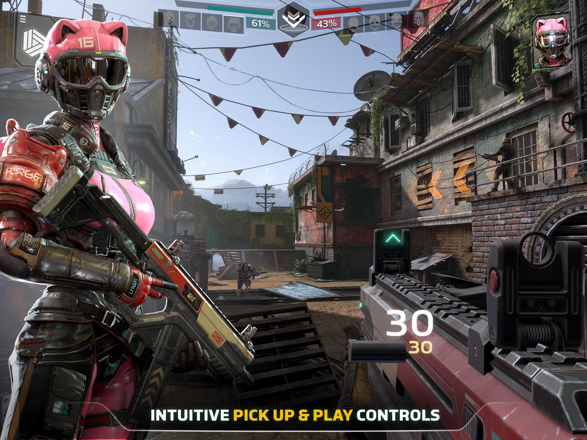 Modern Combat Versus: New Online Multiplayer FPS 1.16.32 Screenshot 17