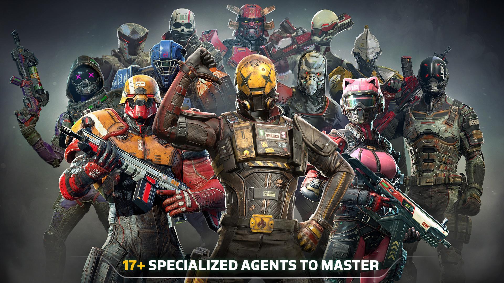 Modern Combat Versus: New Online Multiplayer FPS 1.16.32 Screenshot 2