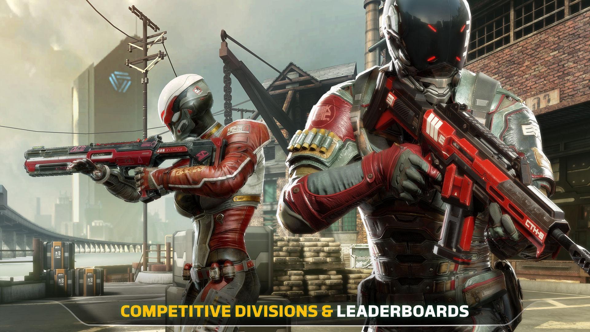 Modern Combat Versus: New Online Multiplayer FPS 1.16.32 Screenshot 3