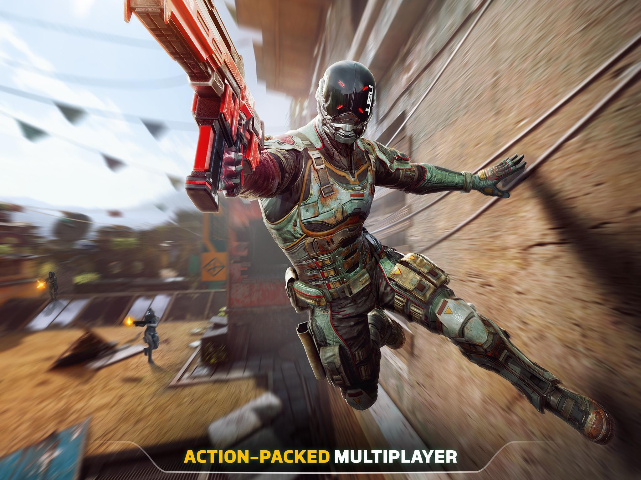 Modern Combat Versus: New Online Multiplayer FPS 1.16.32 Screenshot 7