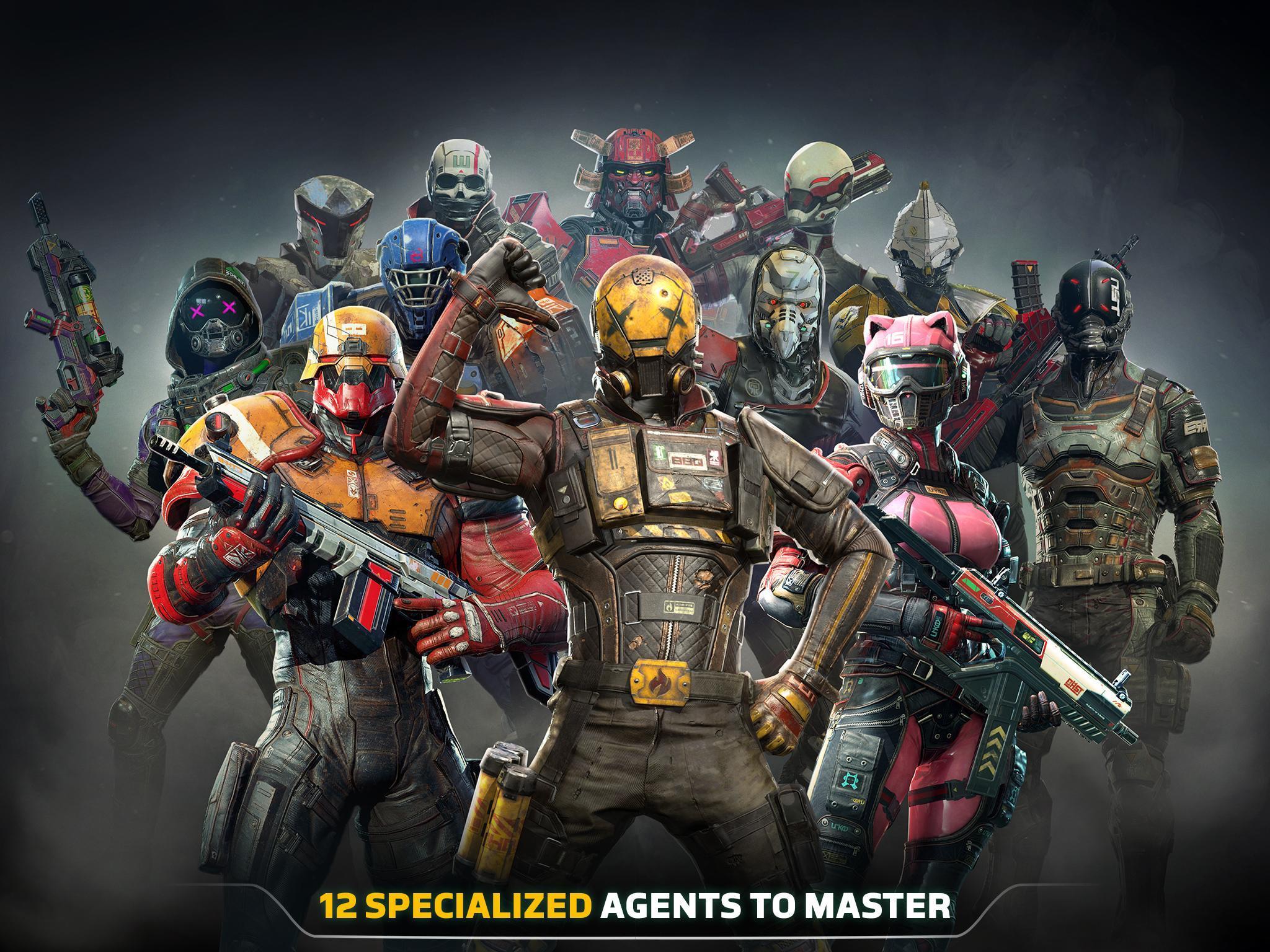 Modern Combat Versus: New Online Multiplayer FPS 1.16.32 Screenshot 8