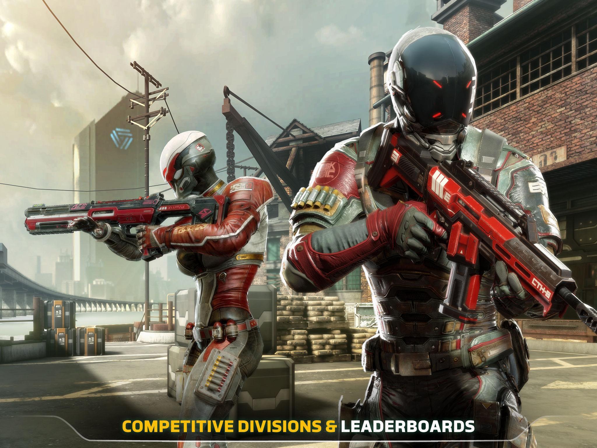 Modern Combat Versus: New Online Multiplayer FPS 1.16.32 Screenshot 9