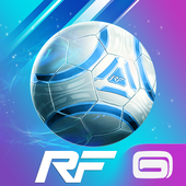 Real Football app icon