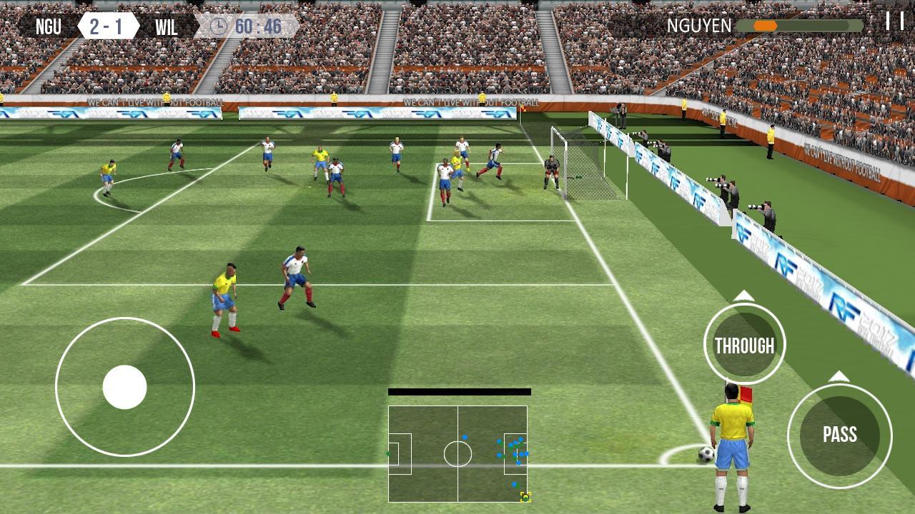 Real Football 1.7.1 Screenshot 12