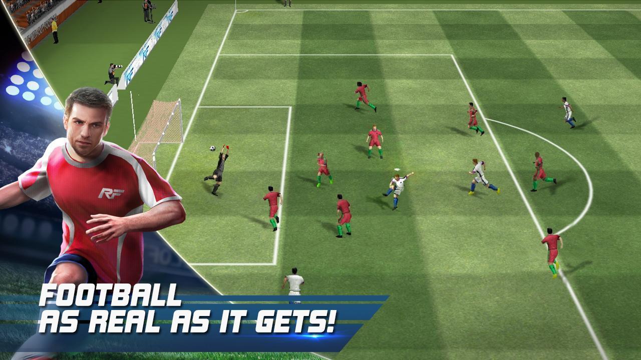 Real Football 1.7.1 Screenshot 13