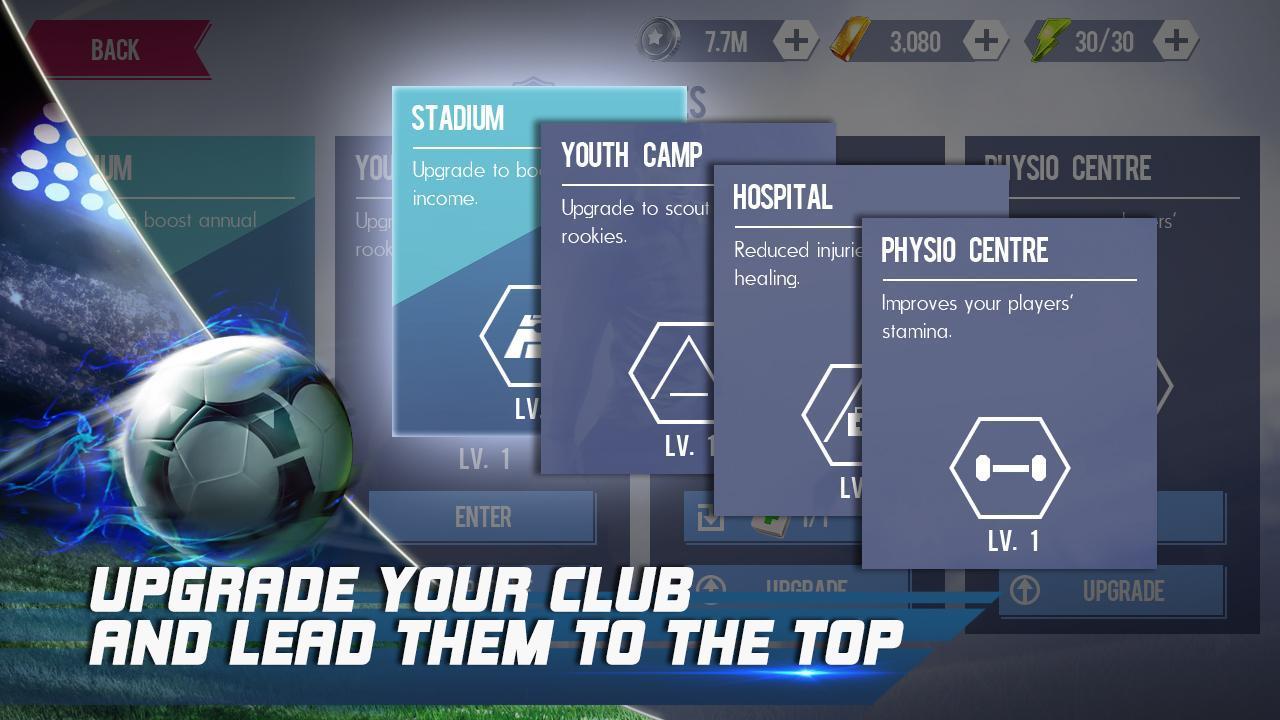 Real Football 1.7.1 Screenshot 17