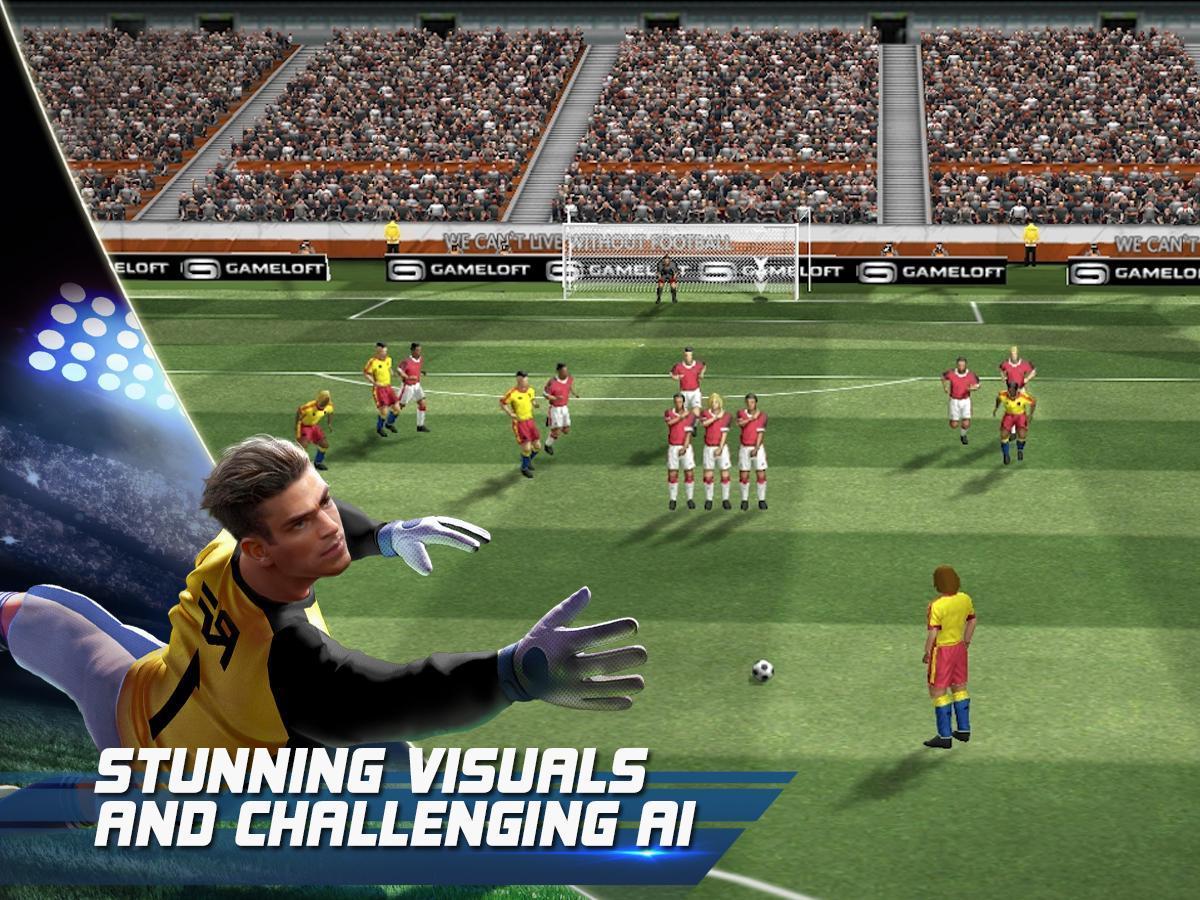 Real Football 1.7.1 Screenshot 2