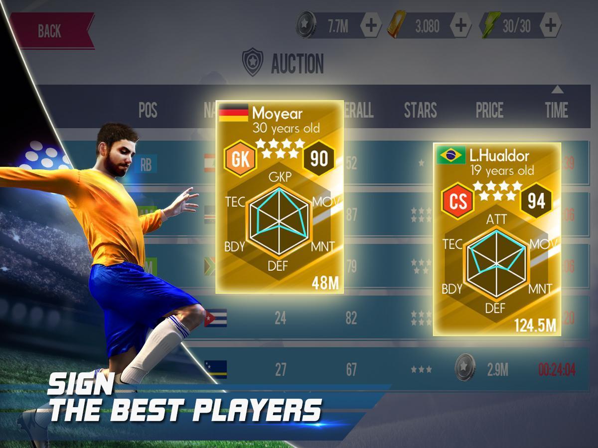 Real Football 1.7.1 Screenshot 3