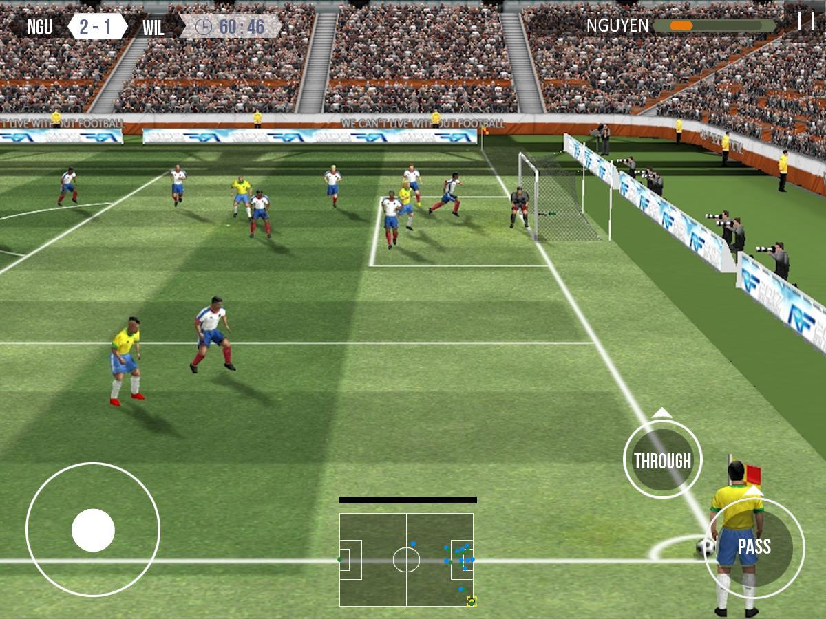 Real Football 1.7.1 Screenshot 6