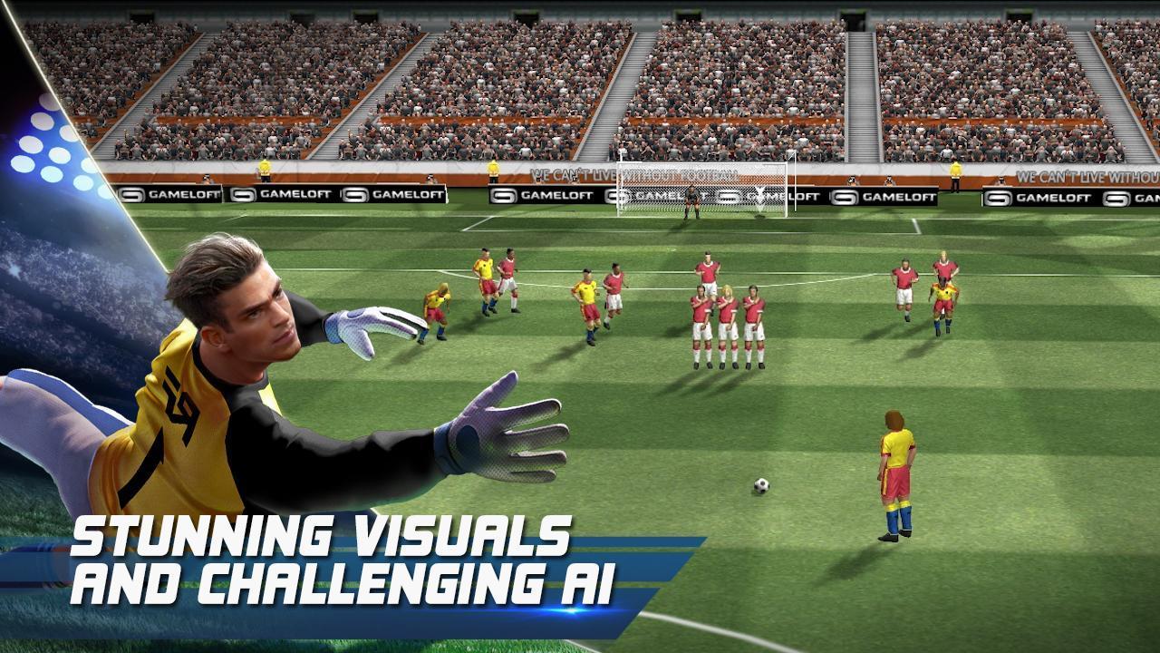 Real Football 1.7.1 Screenshot 8