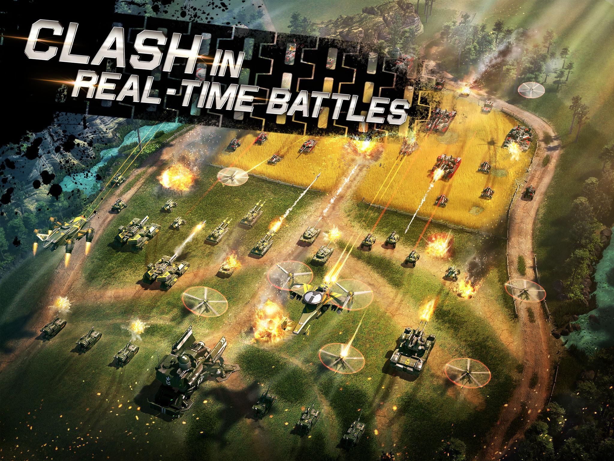 War Planet Online: Global Conquest 2.5.0 Screenshot 10